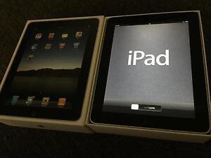 iPad 1 64GB     WIFI + Cellular 3G Perth Perth City Area Preview