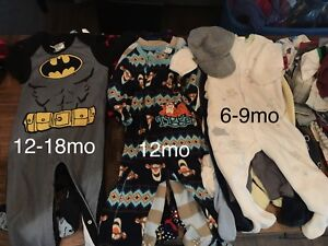 Baby Boy clothes size 0-18mo, $45 for all of it