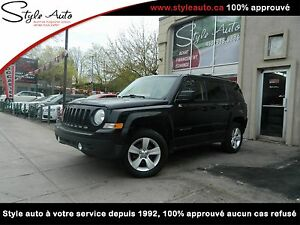 2012 Jeep Patriot NORTH EDITION 4X4