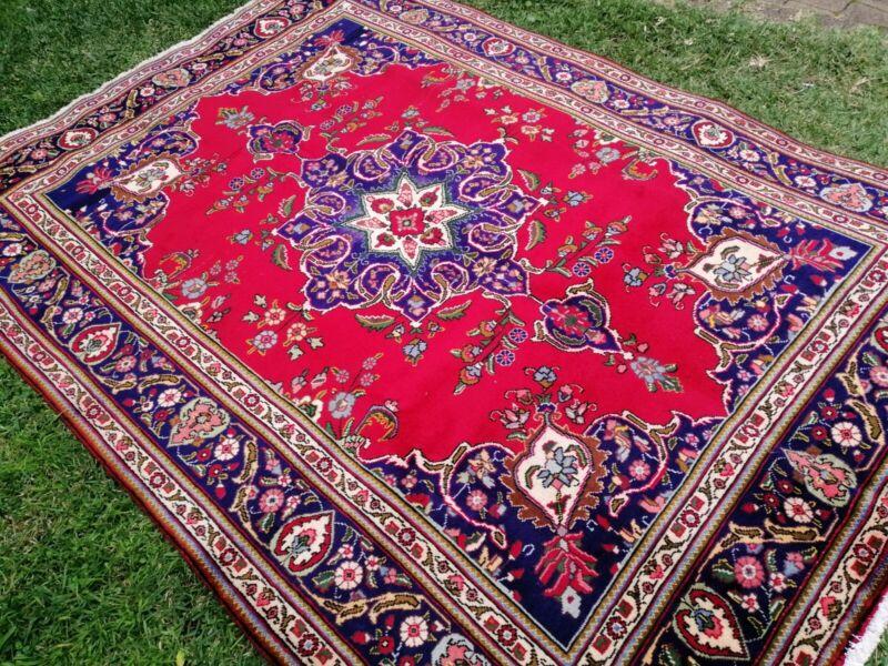 Superb Large Wool Persian Rug Gumtree
