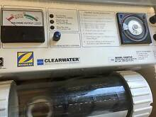 CLEARWATER C200TLS PREMIUM QUALITY SALT CHLORINATOR INC NEW CELL Subiaco Subiaco Area Preview