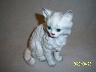 Lefton Porcelain/Ceramic Cat Figurine