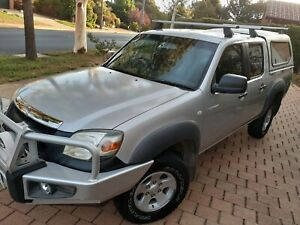 2007 Mazda BT-50 Dual Cab Hi-rider ute w/ heaps of accessories!