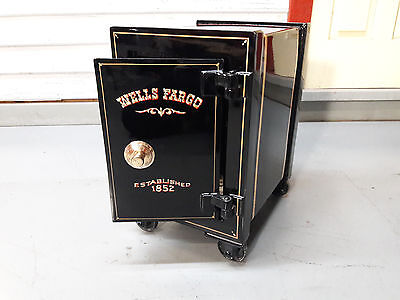 Antique Safe 1920's meilink-wells fargo