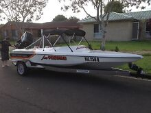 Patriot Profile ski boat Wynnum West Brisbane South East Preview