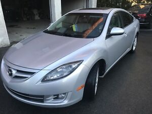 2009 MAZDA 6 GT (fully loaded), very very clean