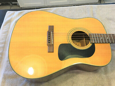Free shipping 1989 Washburn D18S D-18S L.E. Limited Edition Acoustic Guitar MIJ