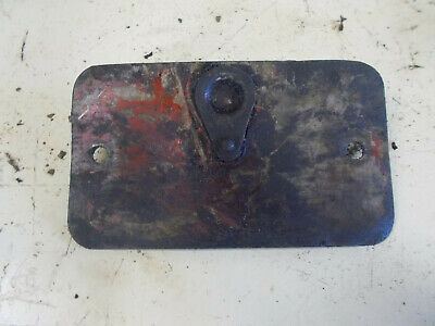 International Ih Tractor H Inspection Cover