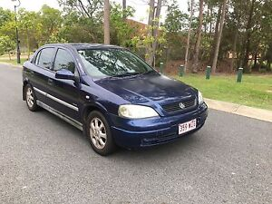2001 HOLDEN ASTRA EQUIPE MANUAL WITH 6 MONTHS REGO RWC Southport Gold Coast City Preview