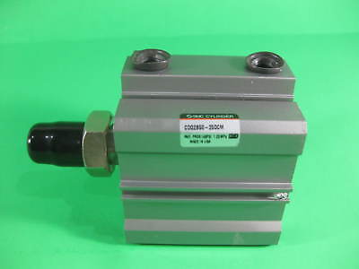 Smc Cq2 Compact Cylinder -- Cdq2b50-25dcm -- New