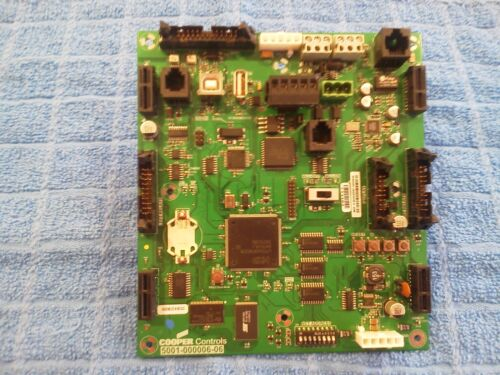 ControlKeeper M Motherboard, Cooper Controls, 5001-000006-06