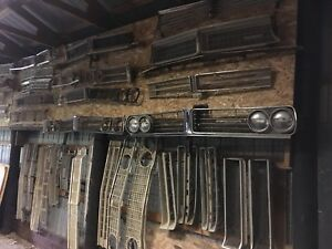 1960-73 GM/Ford/Mopar Grills