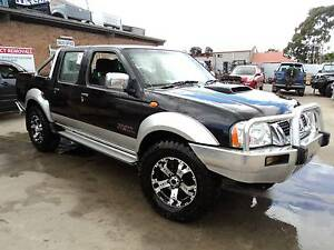 Nissan Navara D22 WRECKERS...ALL PARTS...MASSIVE RANGE.... Wingfield Port Adelaide Area Preview