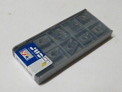 10 Iscar Apkt 1604pdr-76 Apkt1604pdr-76 Grade Ic928 Carbide Milling Inserts