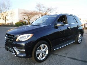 2014 Mercedes-Benz M-Class ML350 BlueTEC Diesel