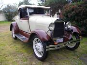 Ford A model roadster 1928 Grenfell Weddin Area Preview