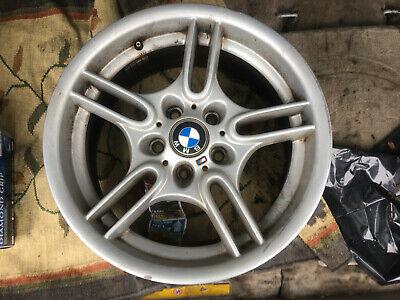 "BMW E39 17"" x 8"" Front M Sport Style 66 Wheel OEM 528i 530i 540i Parallel Spoke"