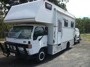 1990 nissen 4000 motorhome Maryborough Fraser Coast Preview
