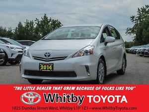 2014 Toyota Prius V LUXURY PACKAGE