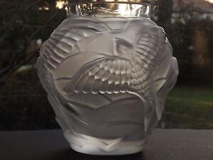 Vase daum aux annonces d 39 achats et de ventes trouver le meilleur prix - Oiseaux lalique prix ...