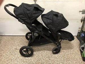 Baby Jogger City Select, double stroller