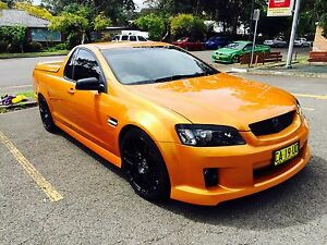 09/10 Holden VE SV6 series I UTE Woonona Wollongong Area Preview