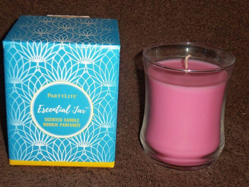 Partylite Berry Vanilla Escential Jar -- NIB