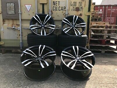 "4 x 19"" BMW M6 GRAN COUPE GTS CONCAVE STYLE ALLOY WHEELS + TYRES TO FIT BMW"