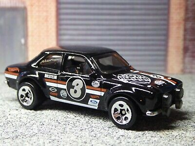 HOT WHEELS '70 FORD ESCORT RS1600 Gumball 3000 Loose 1:64 Combined UK Postage