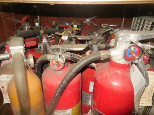 Fire Extinguisher - 10Lb Dry chemical  - Lot of 20 Pick up only