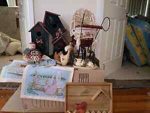 Assorted craft items Tighes Hill Newcastle Area Preview