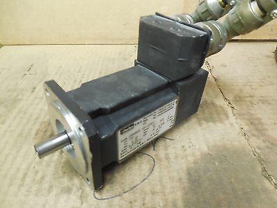 Parker Servo Motor Sm860601 45112d864 0.50kw 0.50 Kw 1.7 A Amp Used