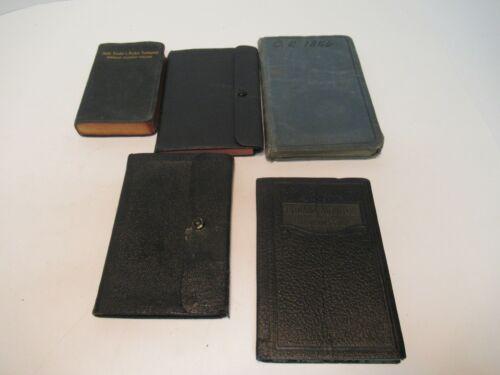 VINTAGE LOT OF FREE MASON INDIANA BOOKS INDIANA MONITOR KING SOLOMON O.R. 1856
