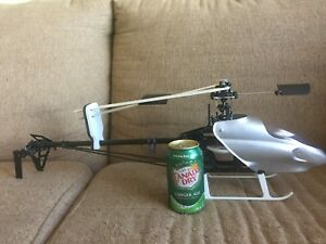 Grey RC helicopter project $100