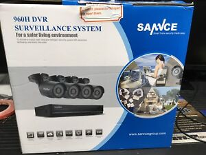 SURVEILLANCE SYSTEM  (NEW IN THE BOX)