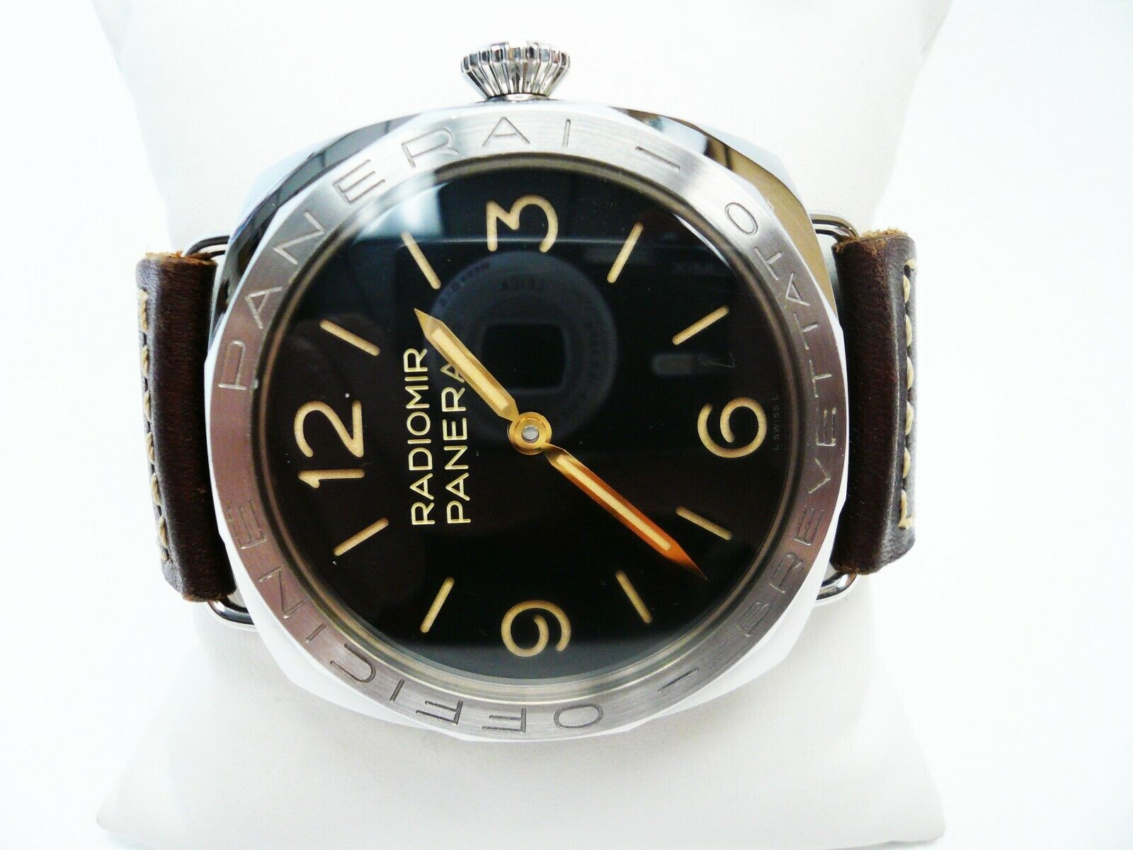 Panerai PAM 685 Radiomir Special Edition 624/1000 SS 3 Day + Boxes Books Certs - watch picture 1