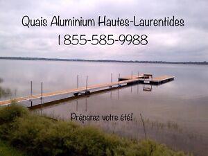 Quais d'aluminium