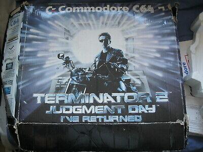 Commodore 64 C64 Vintage Computer / Games Console - Terminator 2 Edition