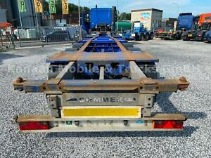 Sommer Container Chassis 20/30/40 Ft  Extension