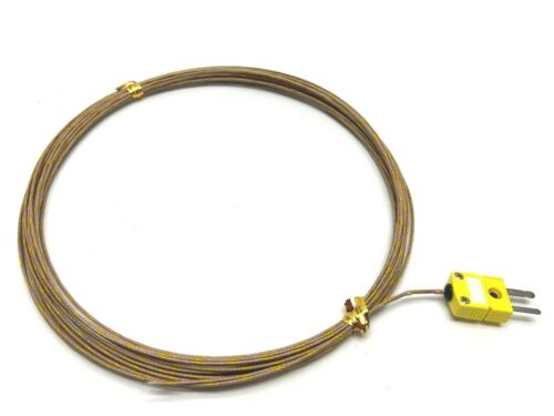 Heller 57017605 Omega K Thermocouple Plug to Flying Lead 26
