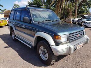 1995 Mitsubishi Pajero GLS LWB (4x4)