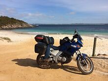 1998 Aprilia Pegaso 650 Adventure Motorcycle Leura Blue Mountains Preview