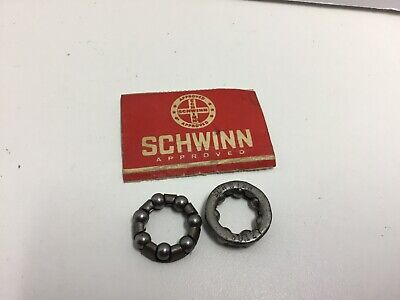 New Departure Model C D Coaster Brake Hub Vintage Bicycle Bearings Schwinn nos