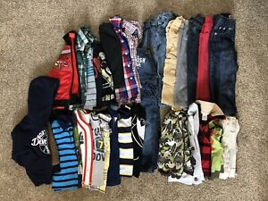 Boys Size 24 Months and 2T Clothing Lot