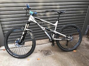 "Polygon Siskiu D7 27.5"" Dual Suspension Mountain Bike"