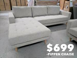 Bargain Sofas - 2 Seat, 3 Seat and Chaise Sofas Epping Whittlesea Area Preview
