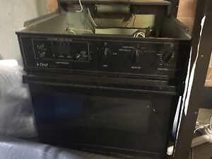 Working Chef Oven or for parts and repair Chatswood Willoughby Area Preview