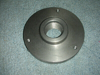 New Atlas Craftsman South Bend Logan Lathe 5c Collet Chuck Backing Plate 1 12-8