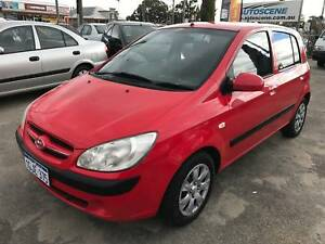 2007 Hyundai Getz Hatchback, AUTOMATIC FREE1 YEAR WARRANTY