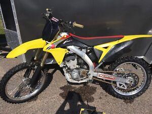 2012 RMZ 250
